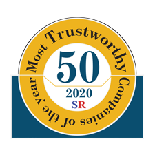 Ziggle Tech has been recognized by The Silicon Review as one of 50 Most Trustworthy Companies of the Year 2020